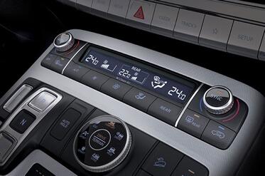 三区独立控制全自动空调