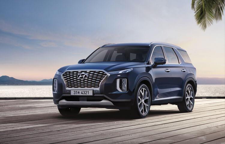 致家人,敬梦想 | 31万元起售,帕里斯帝(PALISADE)开启大型SUV家庭出行新时代